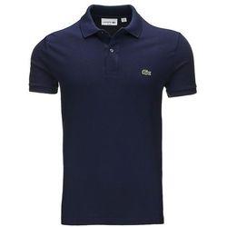 Lacoste SLIM FIT Koszulka polo navy blue