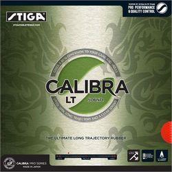 STIGA Calibra LT Sound - Okładzina - Czerwony