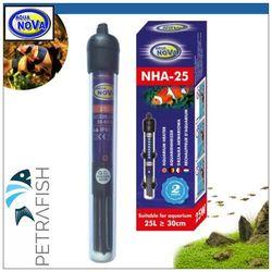 Aqua Nova NHA-50, 50W - Grzałka z termostatem akwariowa