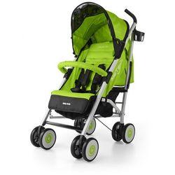Milly Mally, Meteor Green, wózek spacerowy Darmowa dostawa do sklepów SMYK