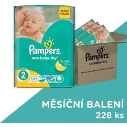Pampers Active Baby EP Box