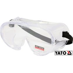 YATO Gogle ochronne bezbarwne (YT-7380)