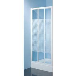 SANPLAST drzwi Classic 100-110 przesuwne, szkło W5 DTr-c-100-110 600-013-1841-01-420