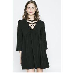 5a7ef5df1a suknie sukienki nadia brzoskwiniowa (od Missguided - Sukienka do ...