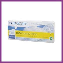 NatraCare Wkładki higieniczne super cienkie - 22szt.