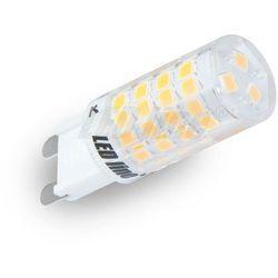 Żarówka LED G9 230V 4W biała dzienna - biała dzienna