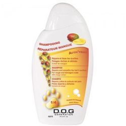Dog Generation Repairing Mango Shampoo 250ml - szampon odżywczy z wyciągiem z mango