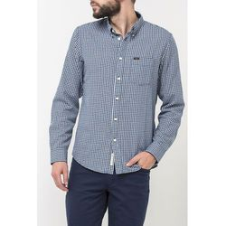 Koszula Lee Button Down Washed Blue