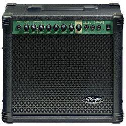 Stagg 20 GA R - combo gitarowe 20 Watt z reverbem