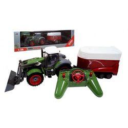 Traktor SWEDE zdalnie sterowany 1:28