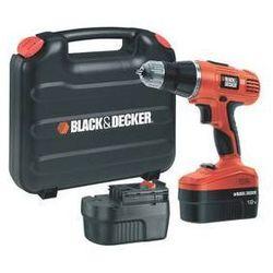 Wiertarko-wkrętarka akumulatorowa Black-Decker EPC188BK