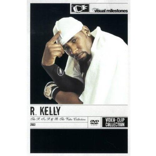The R. In R&B: The Video Collection