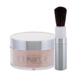 Clinique Blended Face Powder And Brush puder 35 g dla kobiet 02 Transparency