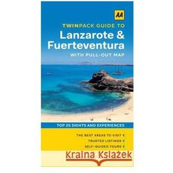 AA Twinpack Guide to Lanzarote & Fuerteventura