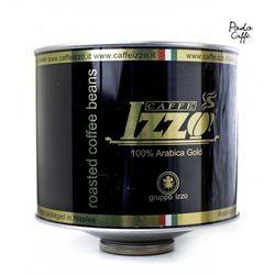 Kawa ziarnista IZZO Caffe Gold 100% Arabica 1kg