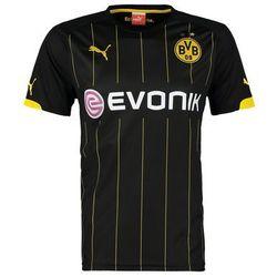 Puma BORUSSIA DORTMUND AWAY 2015/2016 Koszulka klubowa black/cyber yellow