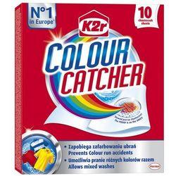 Chusteczki do prania K2r Colour Catcher (10 sztuk)