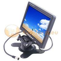 Monitor LCD 7'' Monitoring, Kamera Cofania