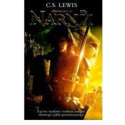 Opowieści z Narnii (okładka filmowa)