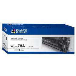 Toner Black Point CE278A do HP Lj P1566/1606