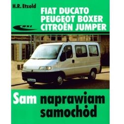 Fiat Ducato, Peugeot Boxer, Citroen Jumper (opr. miękka)