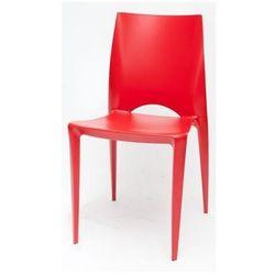 Krzesło Bee insp. Bellini czerwone D2