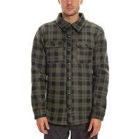bluza 686 - Sierra Fleece Flannel Dark Green Plaid (DKG) rozmiar: S