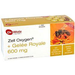 Dr Wolz Zell Oxygen+ mleczko pszczele 600 mg ampułki 14X20 ml