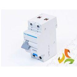 ADA906D (AD906J) Wyłącznik różnicowoprądowy, różnicówka z modułem nadprądowym 6KA,6A,30mA,2bieg.typA HAGER