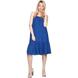 Sukienka letnia niebieska