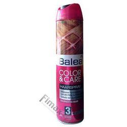Balea haarspray 300ml color&care ? lakier