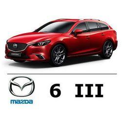 Mazda 6 III Kombi - Zestaw Premium Oświetlenie wnętrza LED - 9 żarówek
