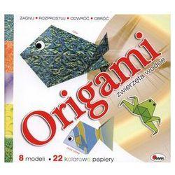 Origami Zwierzęta wodne (opr. miękka)
