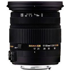 Obiektyw SIGMA Digital AF 17-50/2.8 EX DC OS HSM Nikon