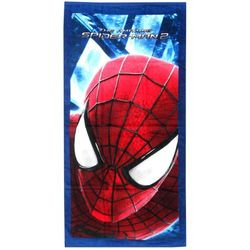 Ręcznik kąpielowy, plażowy Spiderman 75x150cm wielki!