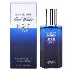 Davidoff Cool Water Night Dive woda toaletowa dla mężczyzn 50 ml + do każdego zamówienia upominek.