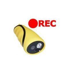 Wodoodporna Kamera Wyczynowa Nagrywająca+LED.