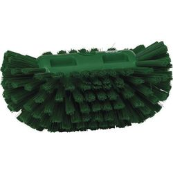Szczotka do mycia zbiorników okrągłych, cystern, średnia, zielona, 205 mm, VIKAN 70392