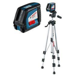 Laser liniowy Bosch GLL 2-50 ze statywem foto