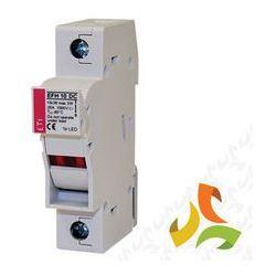 Podstawa bezpiecznikowa EFH 10 DC 1P 002540201 ETI