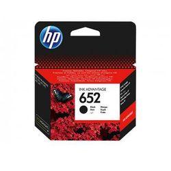 Tusz HP 652 Czarny