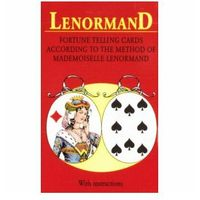 Karty Tarot Mlle Lenormand GB