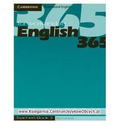 English 365 3 Książka Nauczyciela (opr. miękka)