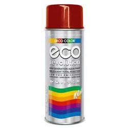 Lakier Eco Revolution Czerwony Ognisty 0,4 l