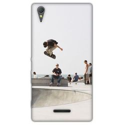 Foto Case - Sony Xperia T3 - etui na telefon - skatepark