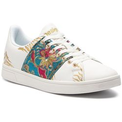 0a938ea8c9ab8 Sneakersy DESIGUAL - Shoes Cosmic Exotic Tropical 19SSKP11 1000
