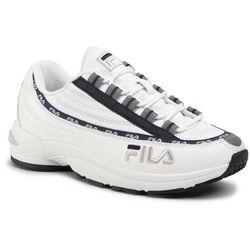 Sneakersy dstr97 1010570.90v whitetillandsia purple marki Fila