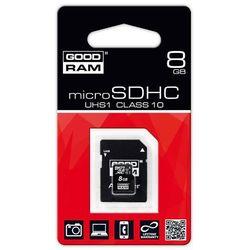 GOODRAM microSDHC 8GB class 10 UHS-I