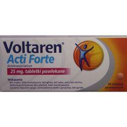 Voltaren Acti Forte 25mg 20 tabletek