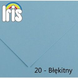 Brystol Canson Iris A3/185g błękitny 50ark.